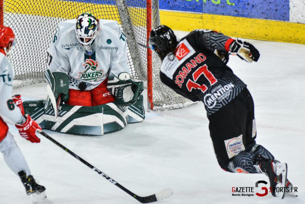 Hockey Sur Glace Amiens Vs Cergy J1 Kevin Devigne Gazettesports 91