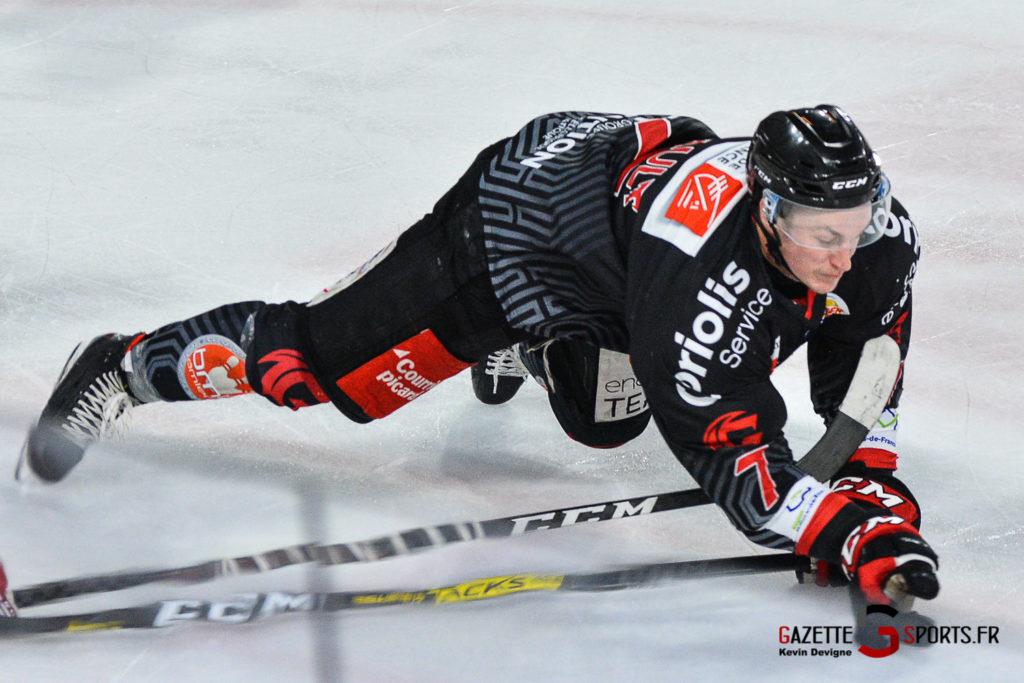 Hockey Sur Glace Amiens Vs Cergy J1 Kevin Devigne Gazettesports 94