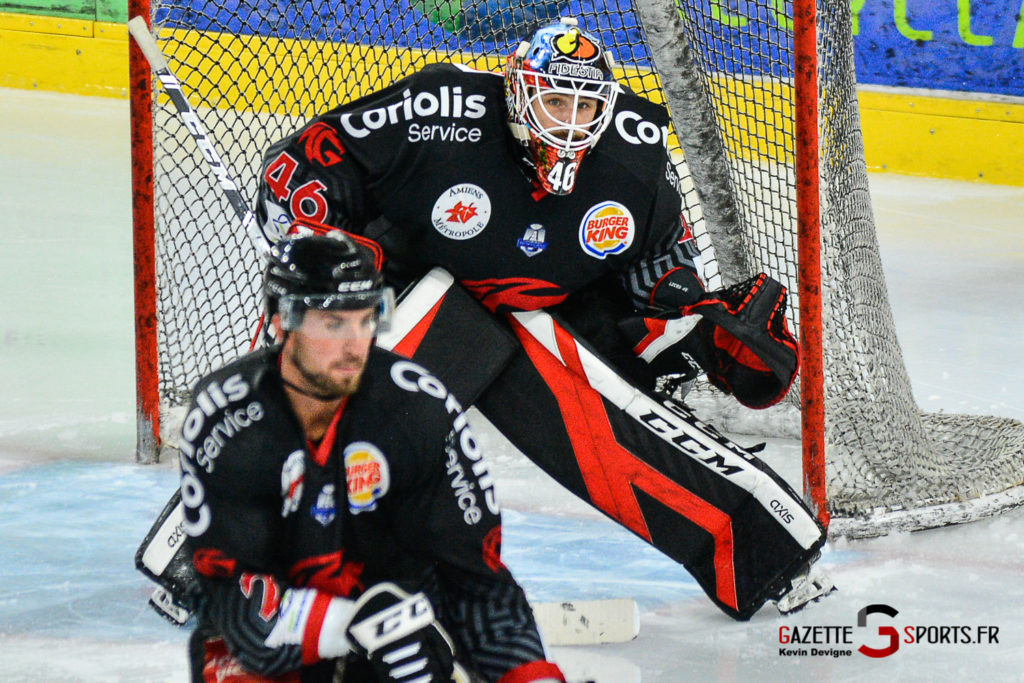 Hockey Sur Glace Amiens Vs Cergy J1 Kevin Devigne Gazettesports 95