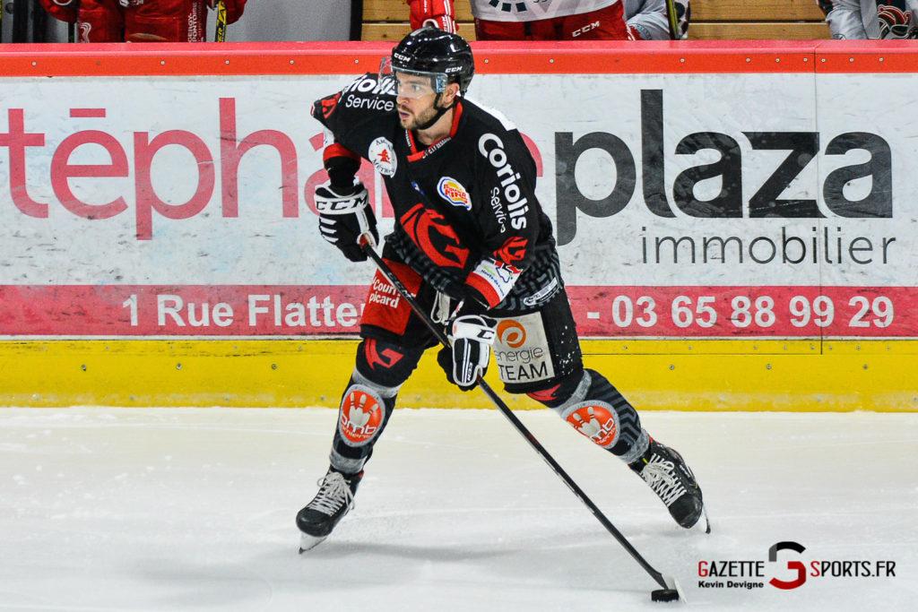 Hockey Sur Glace Amiens Vs Cergy J1 Kevin Devigne Gazettesports 96