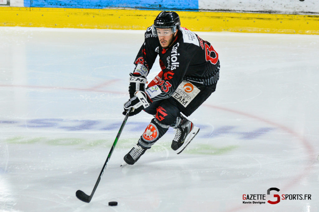 Hockey Sur Glace Amiens Vs Cergy J1 Kevin Devigne Gazettesports 97