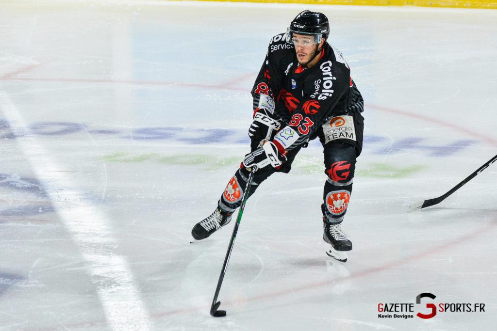 Hockey Sur Glace Amiens Vs Cergy J1 Kevin Devigne Gazettesports 98