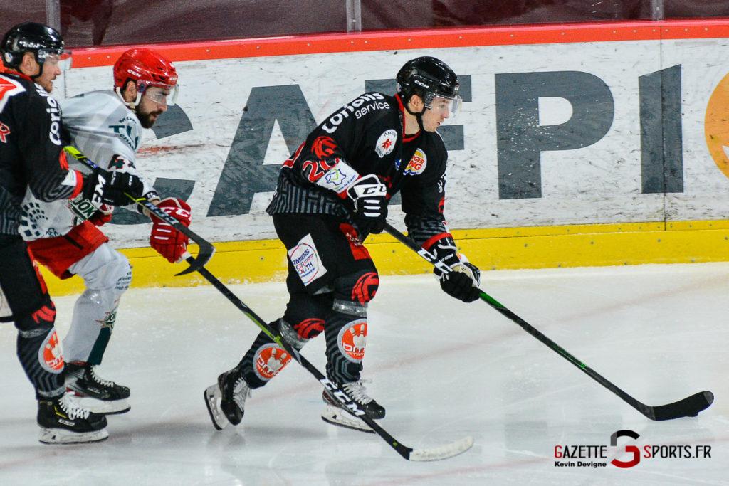 Hockey Sur Glace Amiens Vs Cergy J1 Kevin Devigne Gazettesports 99