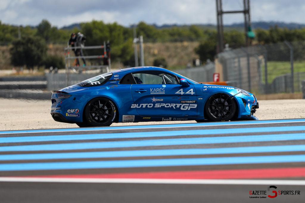 03102020 Alpine Elf Europa Cup Le Castellet Course 1 Et 2 Autosport Gp 0073 Leandre Leber Gazettesports