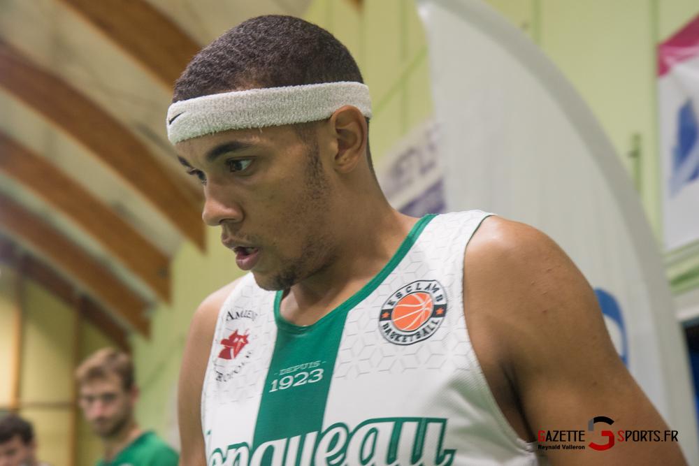 Basketball Esclams Vs Fougeres (reynald Valleron) (2)