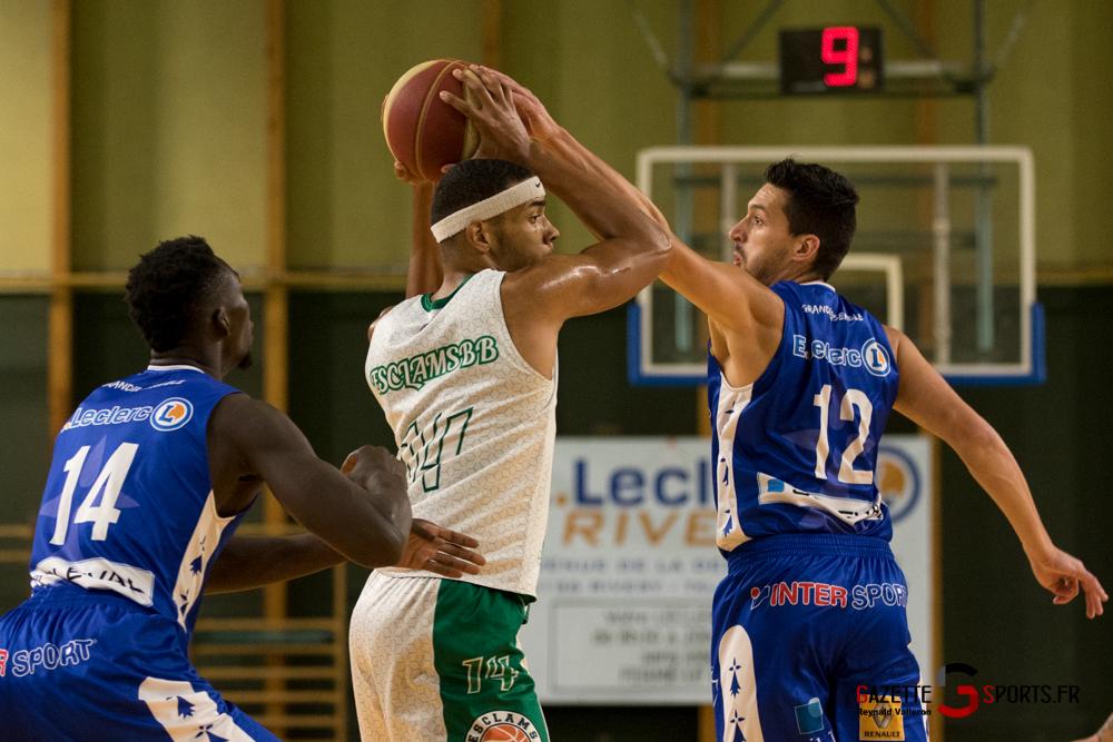 Basketball Esclams Vs Fougeres (reynald Valleron) (24)