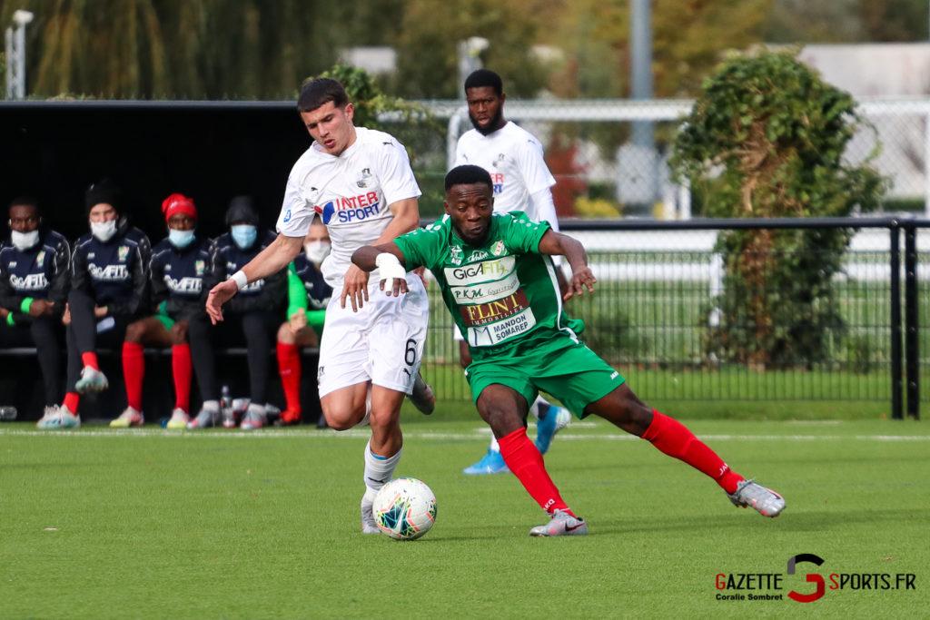 Football Asc (b) Vs Chantilly (b) Gazettesports Coralie Sombret