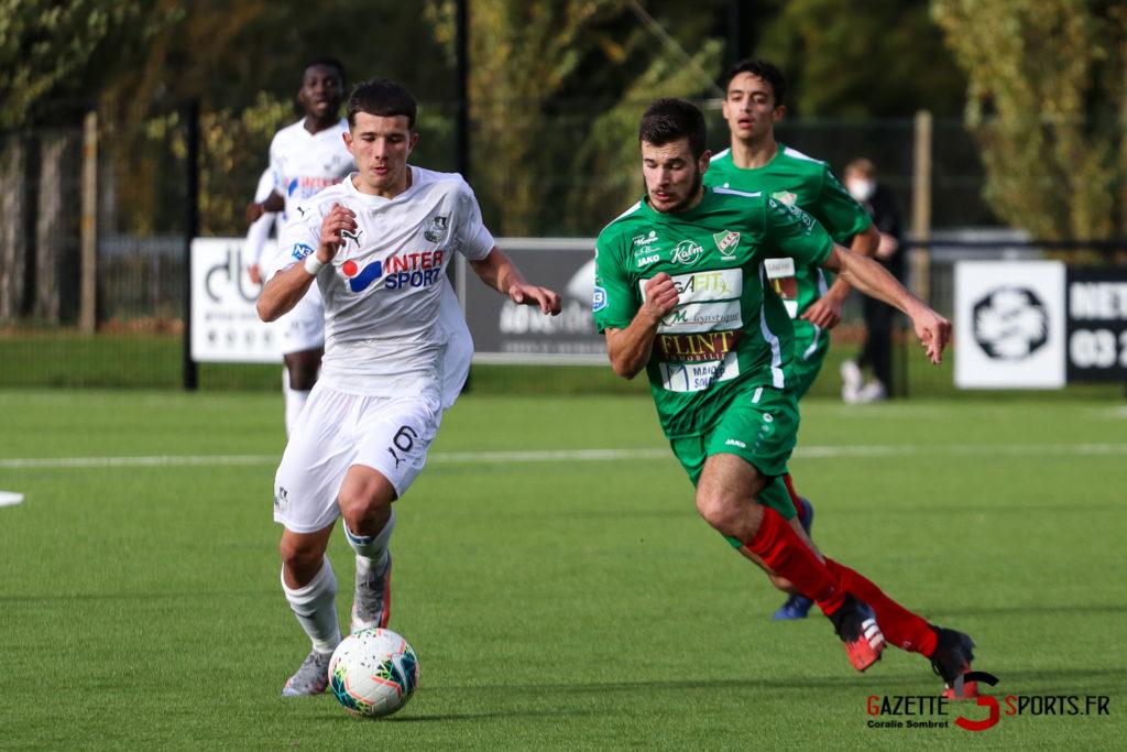 Football Asc (b) Vs Chantilly (b) Gazettesports Coralie Sombret 16