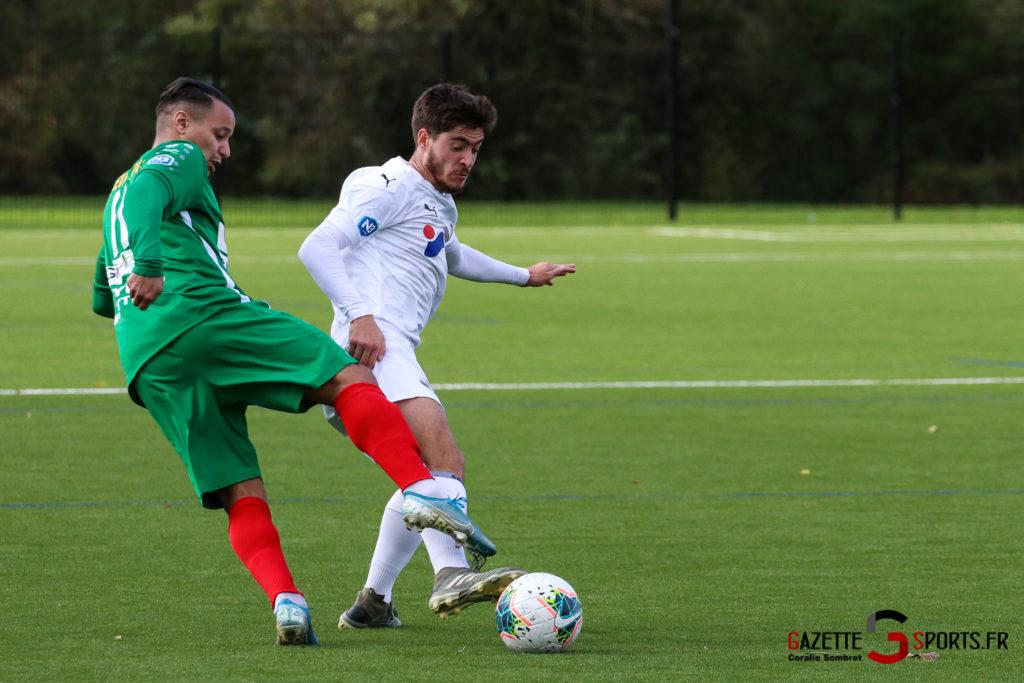 Football Asc (b) Vs Chantilly (b) Gazettesports Coralie Sombret 18