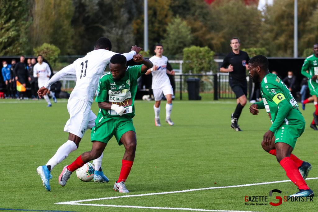 Football Asc (b) Vs Chantilly (b) Gazettesports Coralie Sombret 21