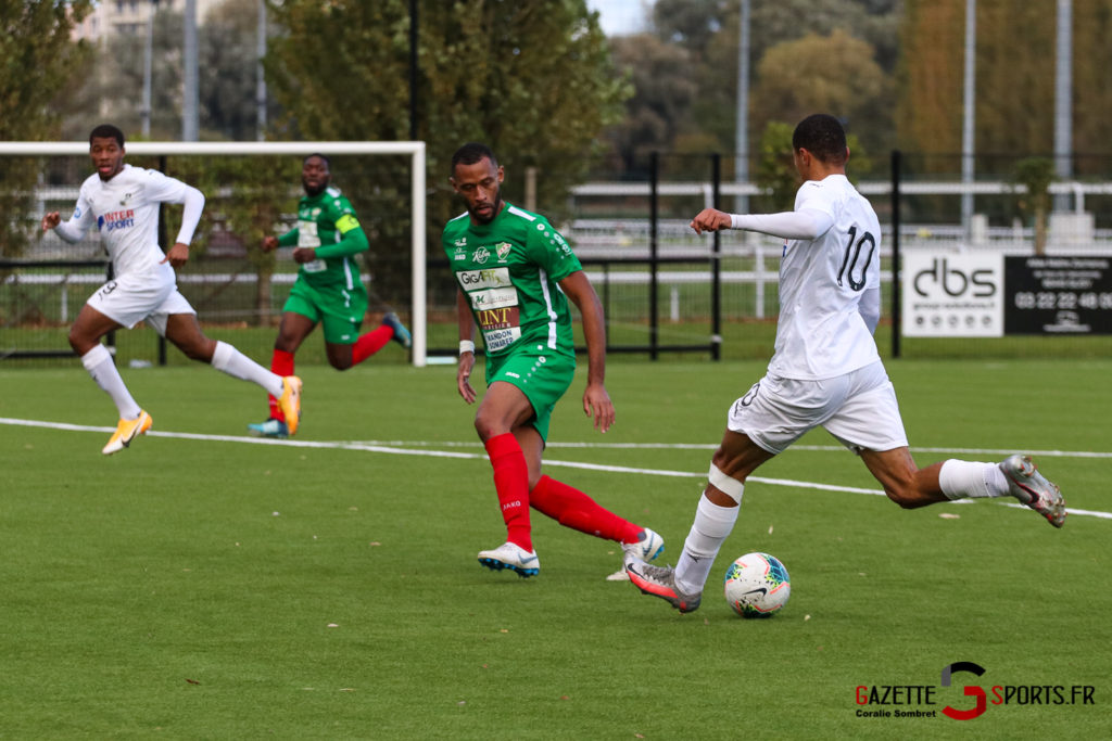 Football Asc (b) Vs Chantilly (b) Gazettesports Coralie Sombret 24