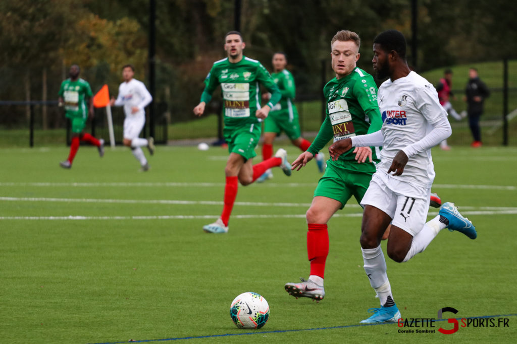 Football Asc (b) Vs Chantilly (b) Gazettesports Coralie Sombret 28