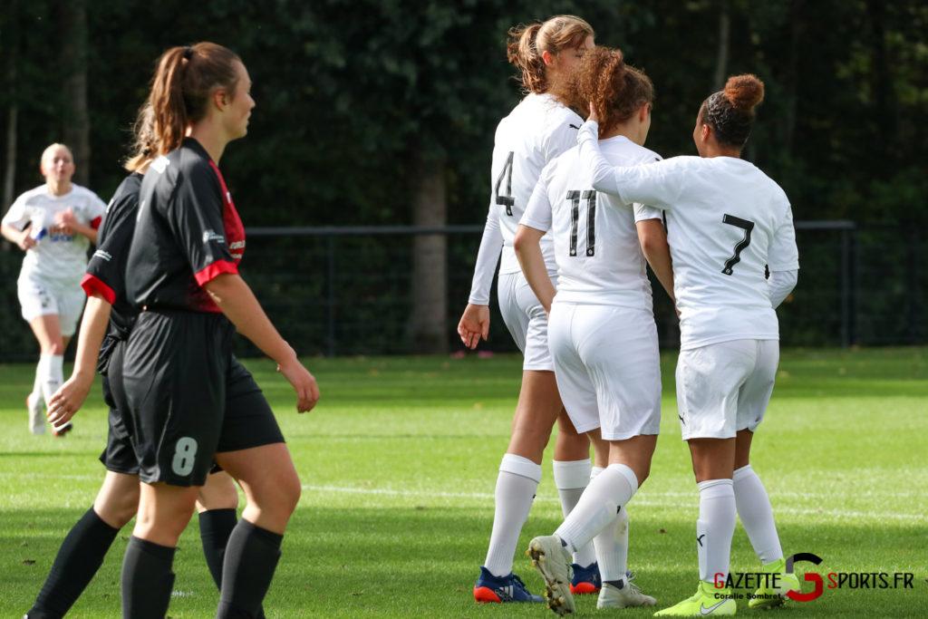 Football Feminin Asc Vs Lillers Gazettesports Coralie Sombret 10