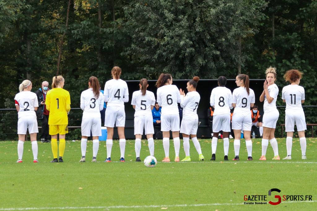 Football Feminin Asc Vs Lillers Gazettesports Coralie Sombret