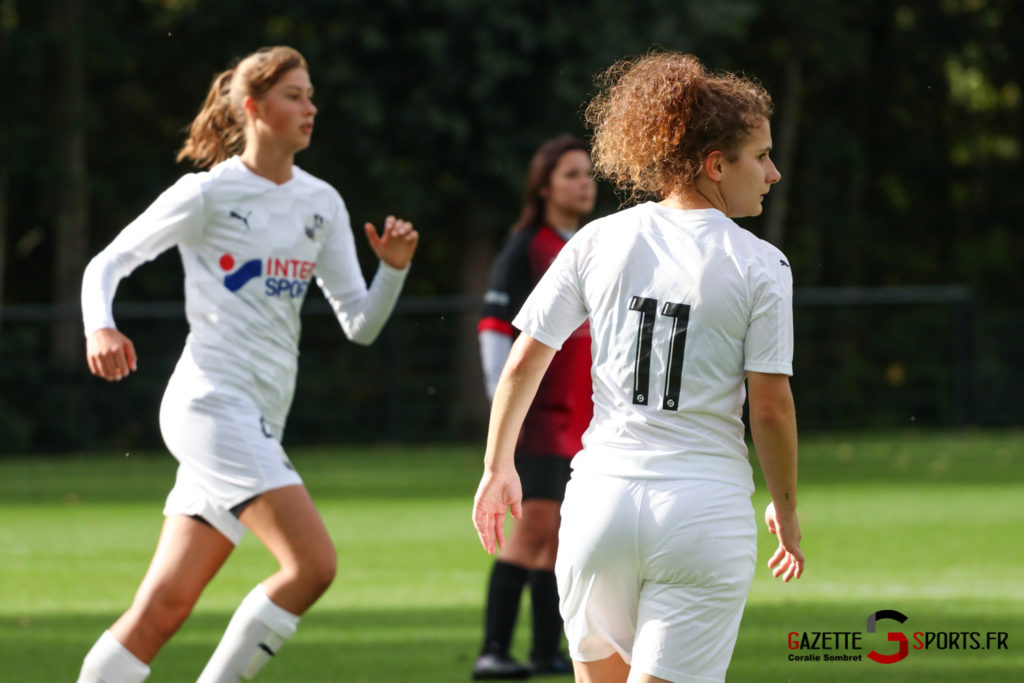 Football Feminin Asc Vs Lillers Gazettesports Coralie Sombret 13