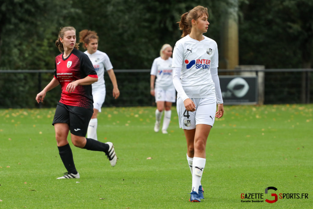 Football Feminin Asc Vs Lillers Gazettesports Coralie Sombret 15
