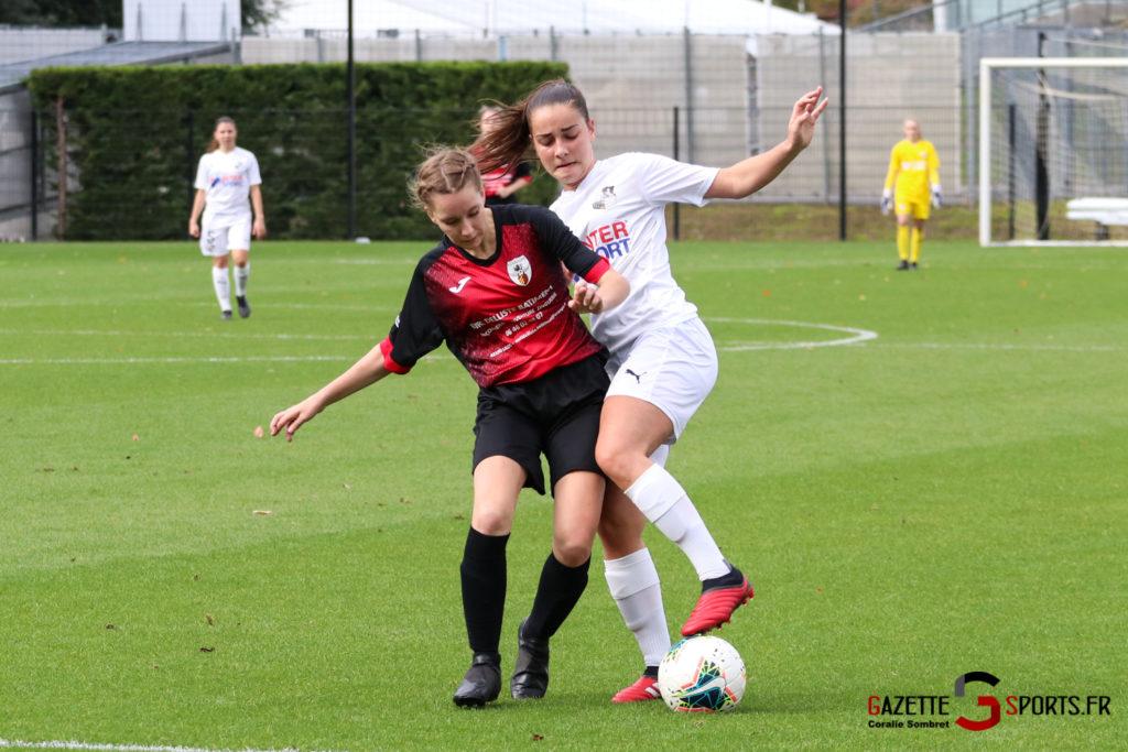 Football Feminin Asc Vs Lillers Gazettesports Coralie Sombret 16