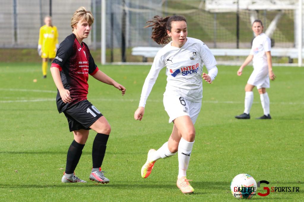 Football Feminin Asc Vs Lillers Gazettesports Coralie Sombret 20