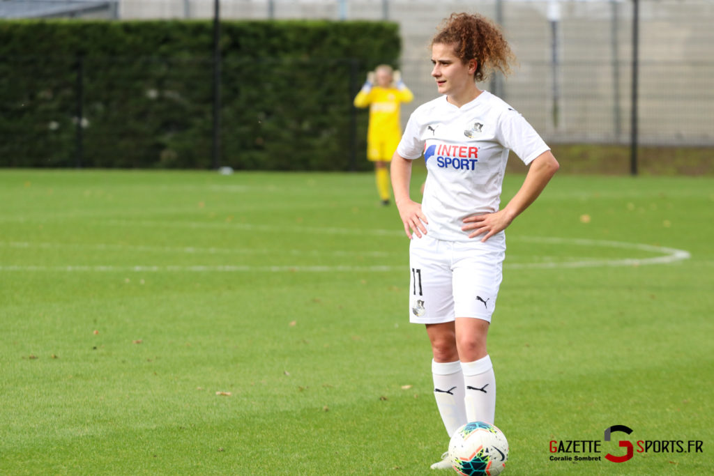 Football Feminin Asc Vs Lillers Gazettesports Coralie Sombret 21