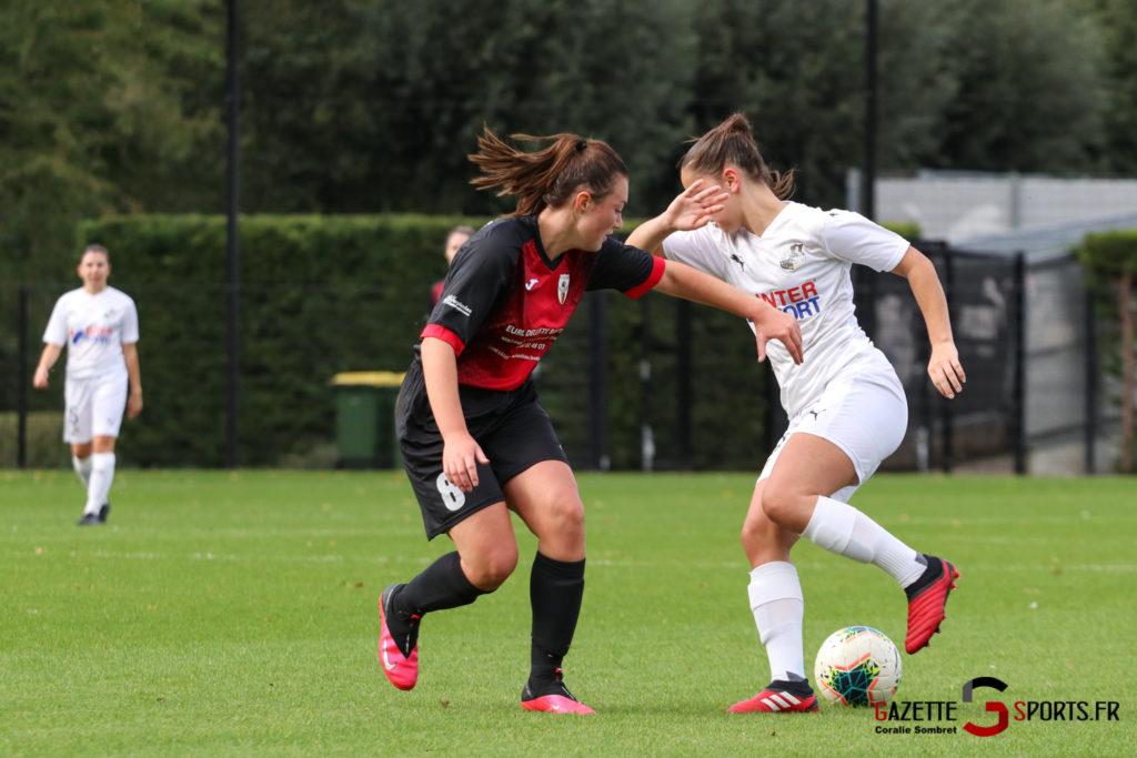 Football Feminin Asc Vs Lillers Gazettesports Coralie Sombret 22