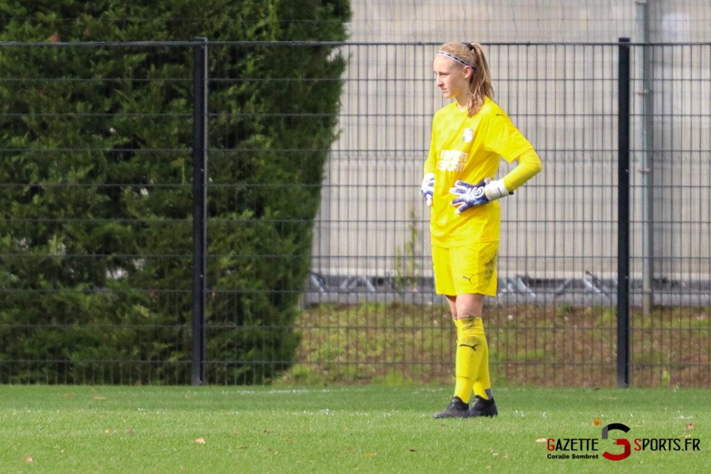 Football Feminin Asc Vs Lillers Gazettesports Coralie Sombret 23