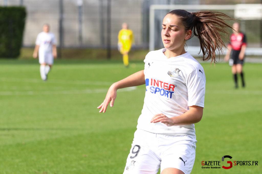 Football Feminin Asc Vs Lillers Gazettesports Coralie Sombret 25