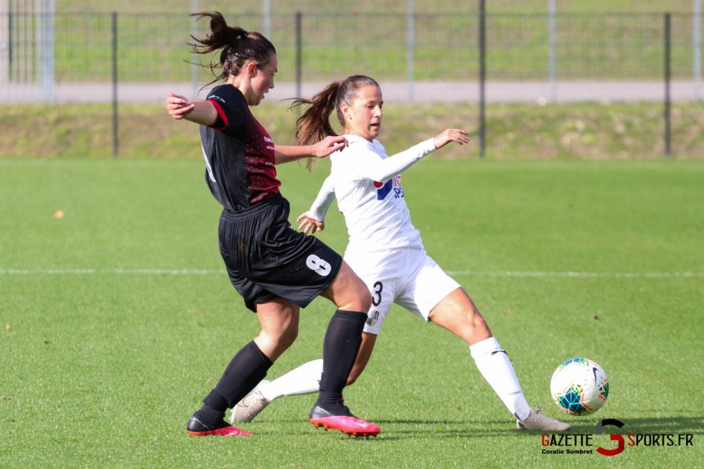 Football Feminin Asc Vs Lillers Gazettesports Coralie Sombret 26