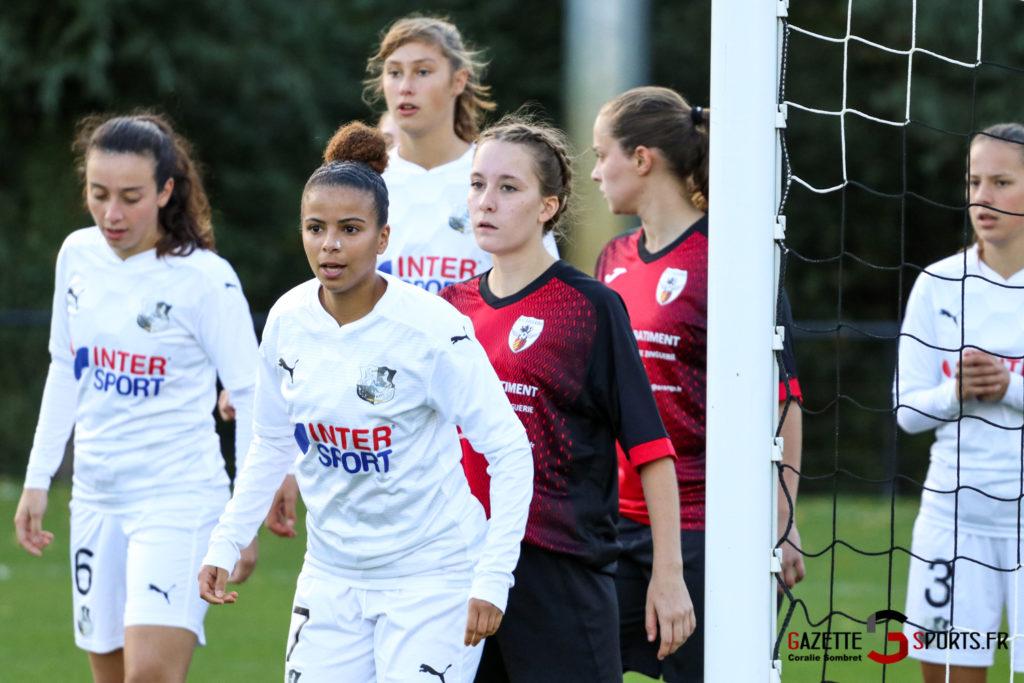 Football Feminin Asc Vs Lillers Gazettesports Coralie Sombret 27