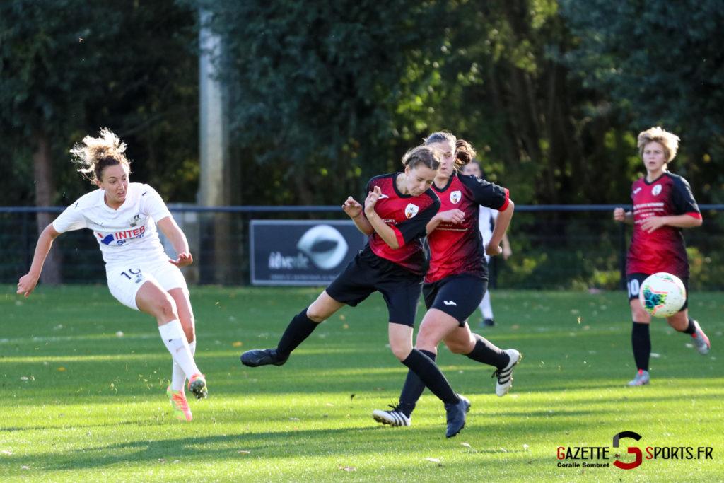Football Feminin Asc Vs Lillers Gazettesports Coralie Sombret 29