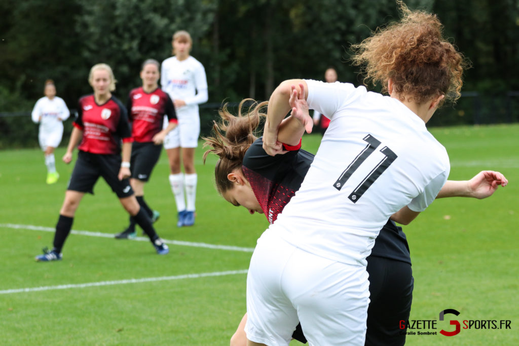 Football Feminin Asc Vs Lillers Gazettesports Coralie Sombret 3