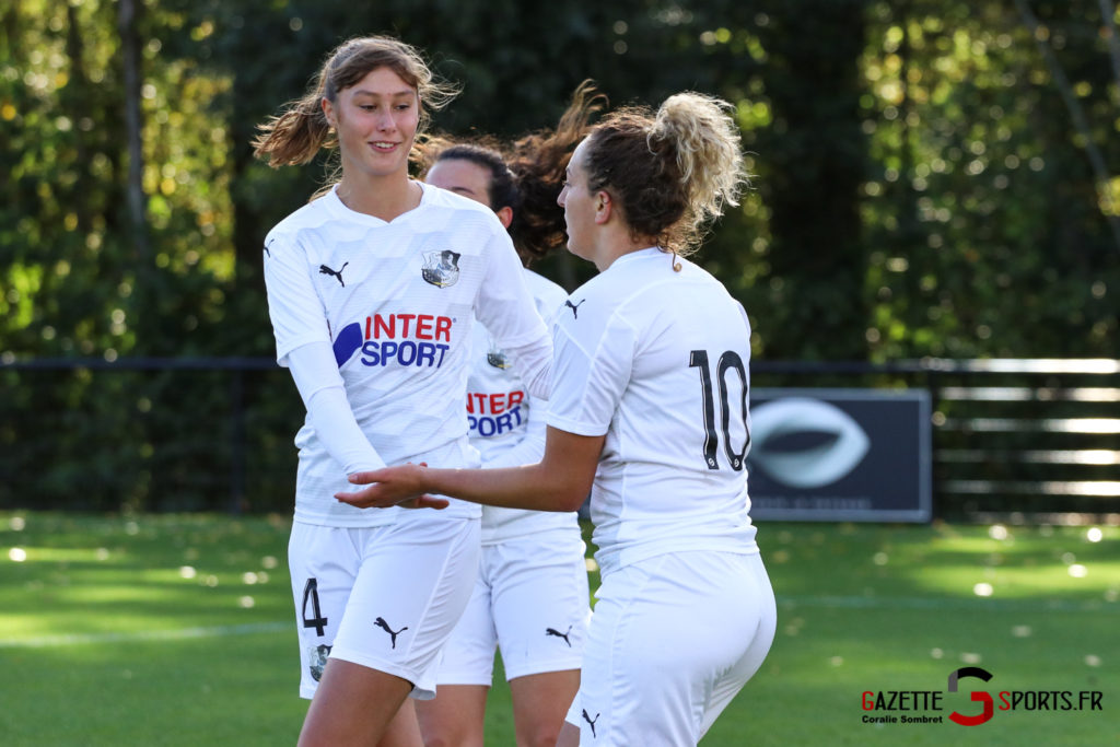 Football Feminin Asc Vs Lillers Gazettesports Coralie Sombret 32