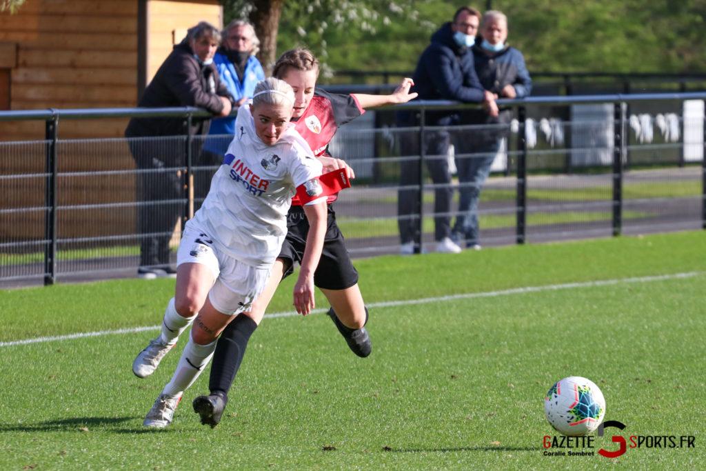 Football Feminin Asc Vs Lillers Gazettesports Coralie Sombret 34