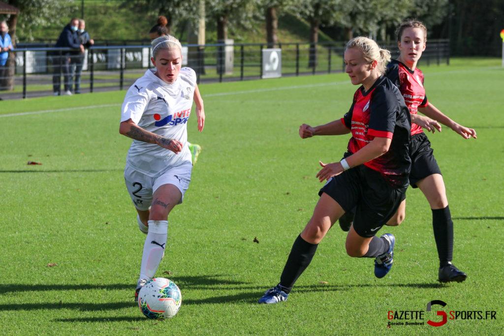 Football Feminin Asc Vs Lillers Gazettesports Coralie Sombret 35