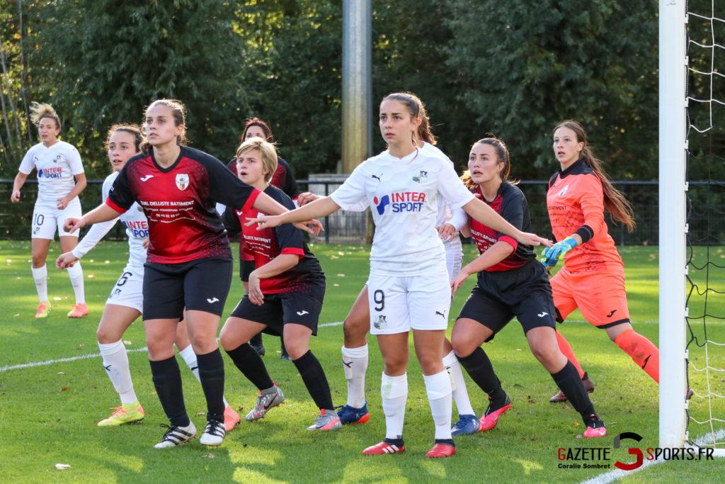 Football Feminin Asc Vs Lillers Gazettesports Coralie Sombret 36