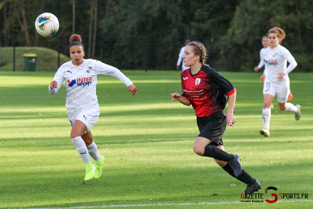 Football Feminin Asc Vs Lillers Gazettesports Coralie Sombret 39