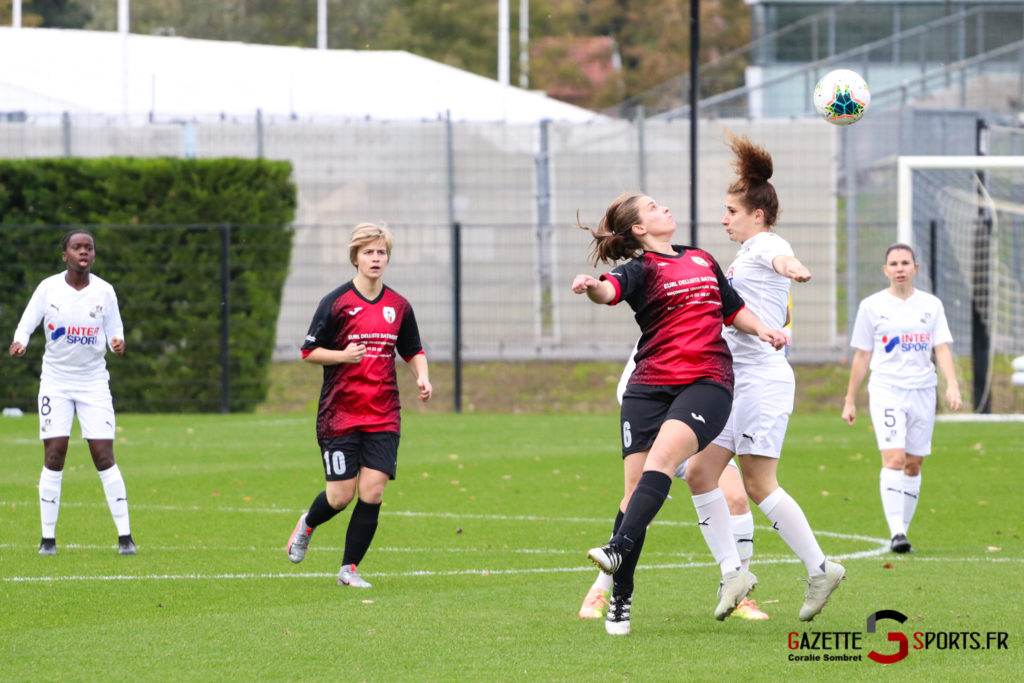 Football Feminin Asc Vs Lillers Gazettesports Coralie Sombret 4