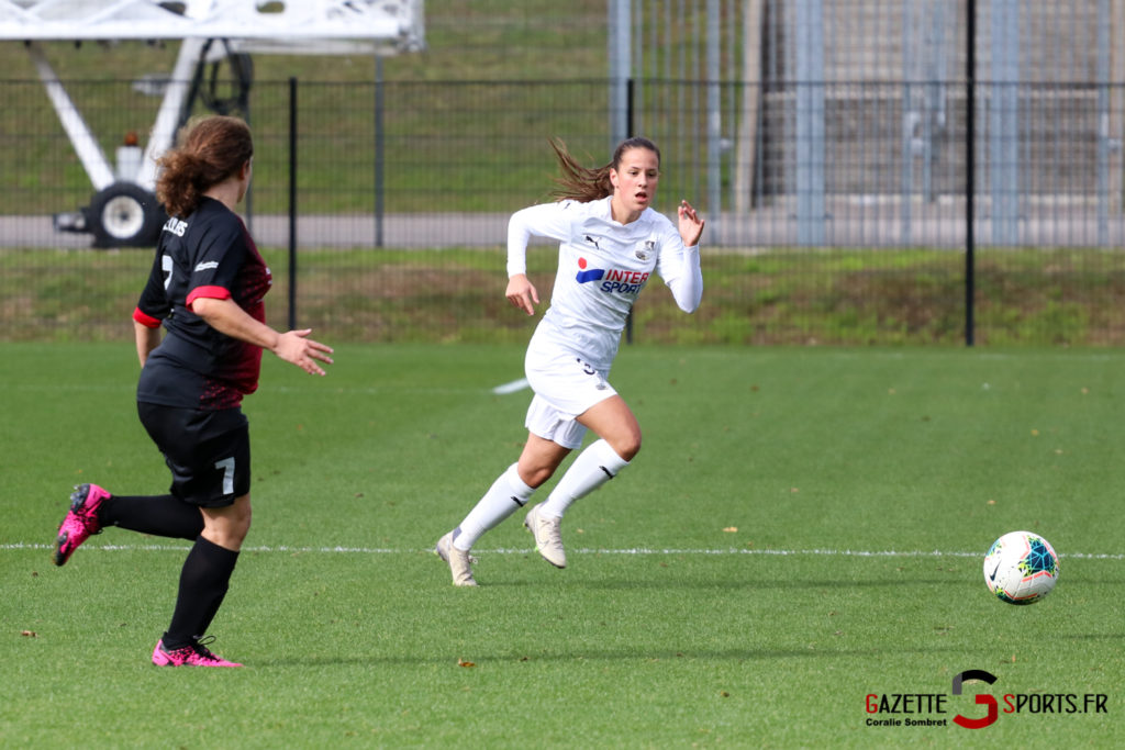 Football Feminin Asc Vs Lillers Gazettesports Coralie Sombret 5