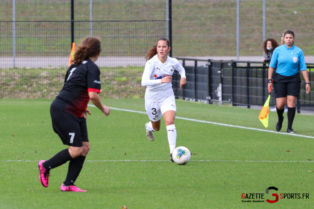 Football Feminin Asc Vs Lillers Gazettesports Coralie Sombret 7