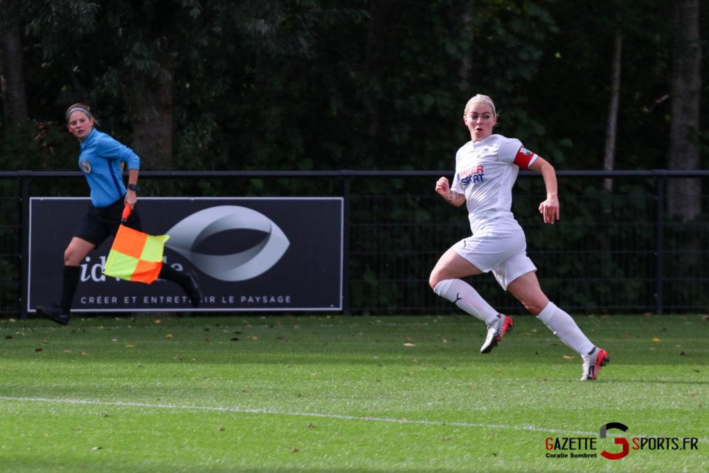 Football Feminin Asc Vs Lillers Gazettesports Coralie Sombret 8
