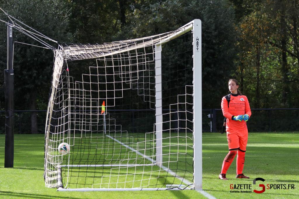 Football Feminin Asc Vs Lillers Gazettesports Coralie Sombret 9