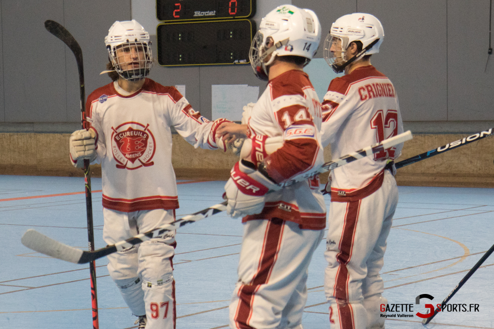 Hockey Sur Roller Les Ecureuils Vs Mustangs La Chapelle (reynald Valleron) (18)