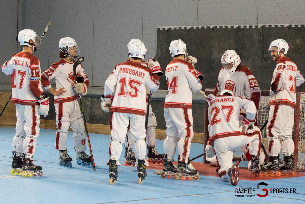 Hockey Sur Roller Les Ecureuils Vs Mustangs La Chapelle (reynald Valleron) (4)