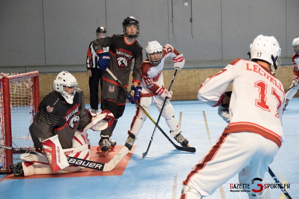 Hockey Sur Roller Les Ecureuils Vs Mustangs La Chapelle (reynald Valleron) (55)