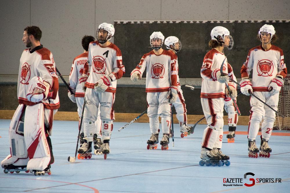 Hockey Sur Roller Les Ecureuils Vs Mustangs La Chapelle (reynald Valleron) (57)