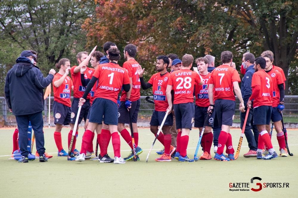 Hockey Sur Gazon Asc Vs Lille Mhc Reynald Valleron 1