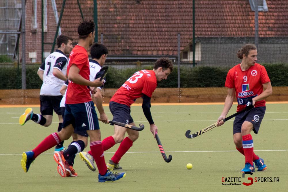 Hockey Sur Gazon Asc Vs Lille Mhc Reynald Valleron 11