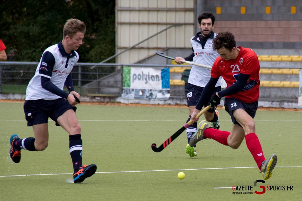 Hockey Sur Gazon Asc Vs Lille Mhc Reynald Valleron 12