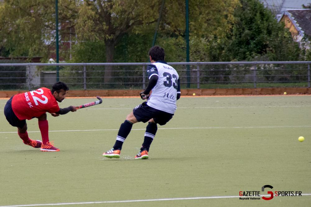 Hockey Sur Gazon Asc Vs Lille Mhc Reynald Valleron 13