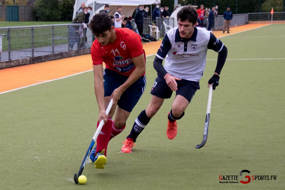 Hockey Sur Gazon Asc Vs Lille Mhc Reynald Valleron 14