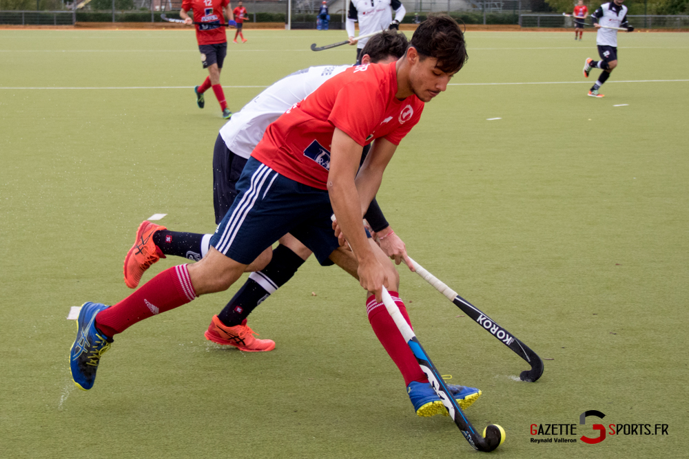 Hockey Sur Gazon Asc Vs Lille Mhc Reynald Valleron 15
